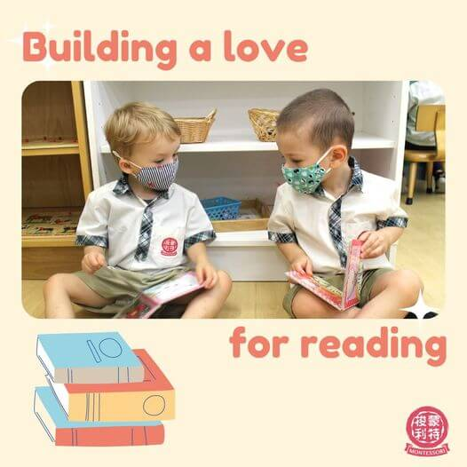 Building a love for reading